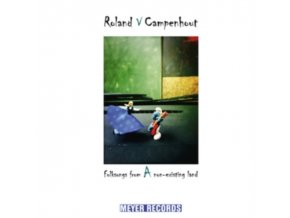 ROLAND VAN CAMPENHOUT - Folksongs From A Non-Existing Land (LP)