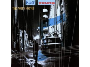 NEIL YOUNG - This Notes For You (LP)
