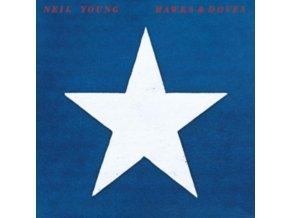NEIL YOUNG - Hawks & Doves (LP)