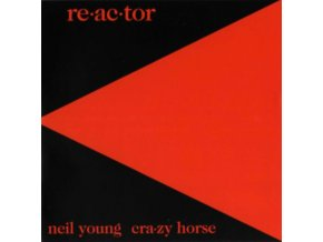 NEIL YOUNG & CRAZY HORSE - Re-Ac-Tor (LP)