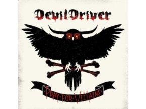 DEVILDRIVER - Pray For Villains (LP)