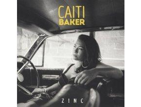 CAITI BAKER - Zinc (LP)