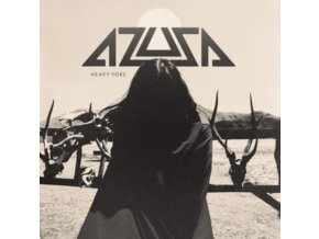 AZUSA - Heavy Yoke (Clear Vinyl) (LP)