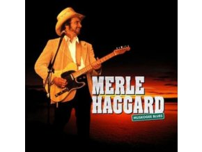 MERLE HAGGARD - Muskogee Blues (LP)