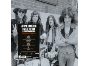 ATOMIC ROOSTER - On Air - Live At The Bbc & Other Transmissions (LP)