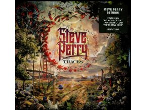 STEVE PERRY - Traces (LP)