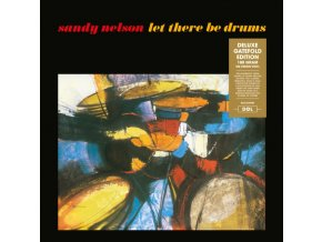 SANDY NELSON - Let There Be Drums (LP)