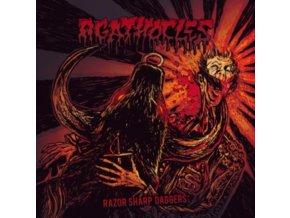 AGATHOCLES - Razor Sharp Daggers (LP)