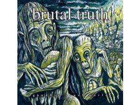 BRUTAL TRUTH - Goodbye Cruel World (LP)
