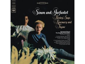 SIMON & GARFUNKEL - Parsley Sage Rosemary And Thyme (LP)