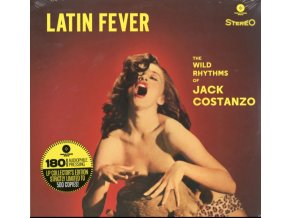 JACK COSTANZO - Latin Fever (Collectors Edition) (LP)