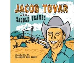 JACOB TOVAR AND THE SADDLE TRAMPS - Jacob Tovar And The Saddle Tramps (LP)