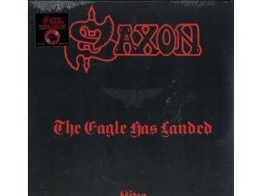 SAXON - The Eagle Has Landed (Live) (1999 Remaster) (LP)