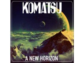 KOMATSU - A New Horizon (LP)