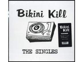 BIKINI KILL - The Singles (LP)