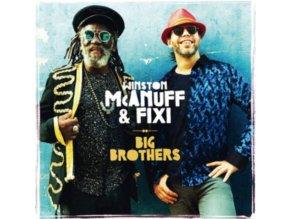 WINSTON MCANUFF & FIXI - Big Brothers (LP)