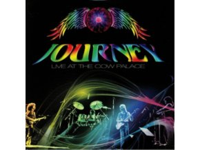 JOURNEY - Live At The Cow Palace (LP)