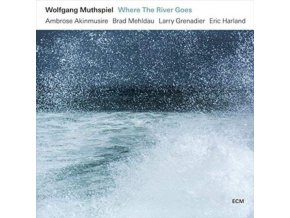 WOLFGANG MUTHSPIEL / AMBROSE AKINMUSIRE / BRAD MEHLDAU / LARRY - Where The River Goes (LP)