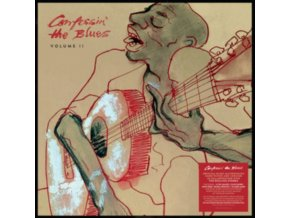 CONFESSIN THE BLUES - Confessin The Blues (LP)