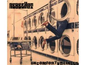 REBELHOT - Uncomfortableness (LP)