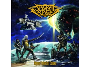 SACRAL RAGE - Beyond Celestial Echoes (LP)