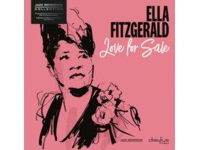 ELLA FITZGERALD - Love For Sale (LP)