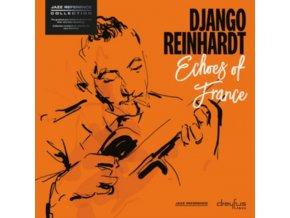 DJANGO REINHARDT - Echoes Of France (LP)