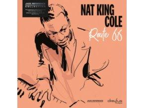 NAT KING COLE - Route 66 (LP)