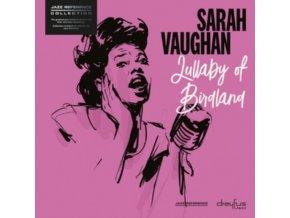 SARAH VAUGHAN - Lullaby Of Birdland (LP)