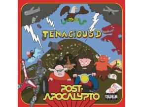 TENACIOUS D - Post-Apocalypto (LP)