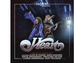 HEART - Live In Atlantic City (LP)