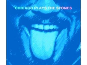 CHICAGO PLAYS THE STONES - Chicago Plays The Stones (LP)