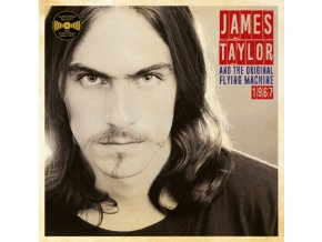 JAMES TAYLOR AND THE ORIGINAL FLYING MACHINE - 1967 (LP)
