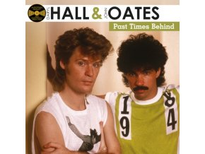 DARYL HALL & JOHN OATES - Past Times Behind (LP)