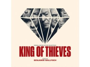 BENJAMIN WALLFISCH - King Of Thieves - OST (LP)