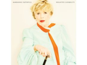 MARIANNE FAITHFULL - Negative Capability (LP + CD)