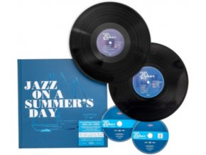 JAZZ ON A SUMMERS DAY - Jazz On A Summers Day - OST (LP Box Set)