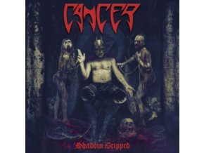CANCER - Shadow Gripped (LP)