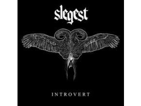 SLEGEST - Introvert (Black / White Mix Vinyl) (LP)