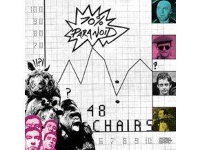48 CHAIRS - 70 Percent Paranoid (LP)