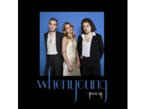 WHENYOUNG - Given Up EP (Blue Vinyl) (LP)