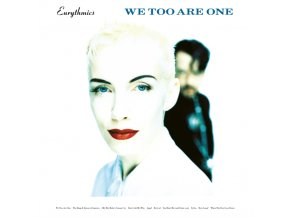 EURYTHMICS - We Too Are One (LP)