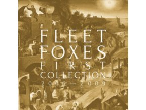 "FLEET FOXES - First Collection 2006 - 2009 (Limited Edition) (12"" Vinyl)"