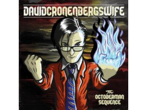 DAVID CRONENBERGS WIFE - The Octoberman Sequence (LP)