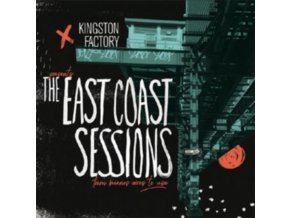 KINGSTON FACTORY PRESENTS - The East Coast Sessions (LP)