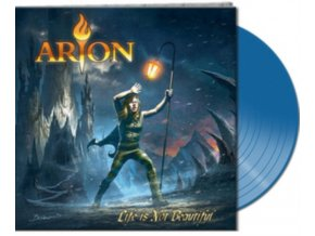 ARION - Life Is Not Beautiful (Clear Blue Vinyl) (LP)