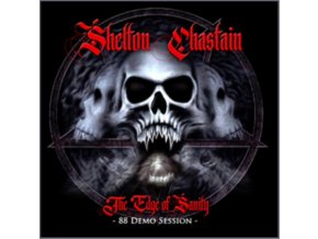 SHELTON / CHASTAIN - The Edge Of Sanity (88 Demo Session) (LP)