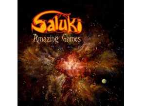 SALUKI - Amazing Games (LP)