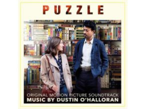 DUSTIN OHALLORAN - Puzzle - OST (Yellow Vinyl) (LP)