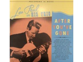 LES PAUL & HIS TRIO - After Youve Gone (LP)